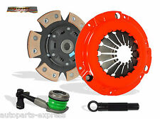 CLUTCH KIT STAGE 2 BAHNHOF WITH SLAVE FOR 02-05 CAVALIER SUNFIRE GRAND AM 2.2L