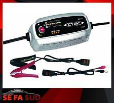 CTEK MXS5.0 56-305 Caricabatteria 12V-5A Con compensazione automatica di temper