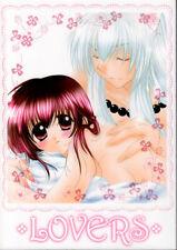 InuYasha English Translated Doujinshi Comic Inuyasha x Kagome Lovers