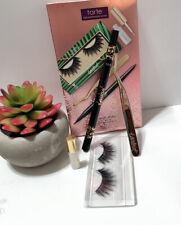 Tarte 4pc Lash Set ~ Tarteist Lashes, Eyeliner, Lash Applicator, Lash Glue