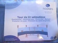 """NOUKIE'S Tour de lit """"Veloudoux William&Henry"""" Neuf Emballé"""