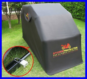 Waterproof Motorcycle Motorbike Bike Outdoor Scooter Cover Covers Shelter Garage