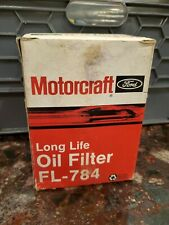 Motorcraft Ford Long Life Oil Filter FL-784 E3TZ-6731-A New