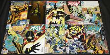 Modern DC THE RAY 30pc Count High Grade Comic Lot Full Run #0-28 + Annual