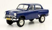 """1/24 Moskvich-410 4х4  USSR HACHETTE """"Legendary Soviet cars"""" issue № 47"""