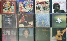 (12) Rock / Pop Cd Lot. Guns 'n Roses,P!nk, No Doubt, Hendrix, Pearl Jam, great