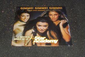 STAR ACADEMY  - GIME! GIME! GIME! (CD) NEUF SOUS BLISTER (2 Titres) Jenifer