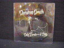 Christian Death – Only Theatre Of Pain ' LP MINT PICTURE