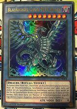 Blauäugiger Chaos-MAX-Drache MVP1-DE004 1. Auflage UR Yu-Gi-Oh! Ritual Karte NM