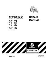 NEW HOLLAND 3010S 4010S 5010S SERVICE MANUAL