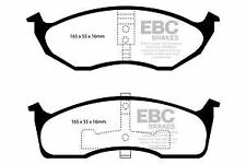 DP1623 EBC Ultimax Front Brake Pads for CHRYSLER PLYMOUTH Neon Prowler