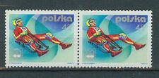 Polen Briefmarken 1976 Olympia Innsbruck Mi.Nr.2425 Paar Postfrisch