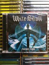 WHITE SKULL / Forever Fight  CD 2009 New Sealed