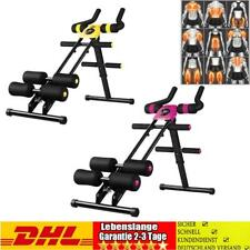 NEUER TOTAL PUMP BODY CRUNCH FITNESS TRAINER GYM FOLDABLE FOLDABLE