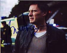 Michael Nyqvist Signed 8x10 The Girl with the Dragon Tattoo Photograph