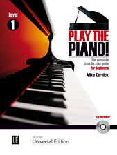 Play the Piano! Book 1 by Mike Cornick