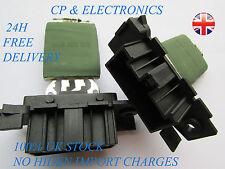 FIAT, GRAND PUNTO VAUXHALL-CORSA Mk III Motore Riscaldatore Ventilatore Resistore 13248240