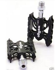 Wellgo WR-1 MTB Platform Pedals Black