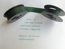 Olivetti LETTERA 32 Green Ink Typewriter Ribbon