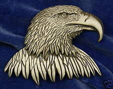 Empire Pewter Bald Eagle Pewter Pin