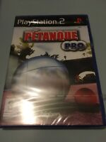 ❤️ Playstation 2 Ps2 Neuf Sous Blister Pal Fr Petanque Pro