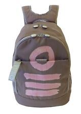 NEU Oilily Rucksack Fun Nylon Backpack LVZ Taupe Damen Rucksack mit Laptoptfach