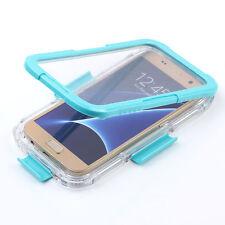Waterproof Underwater Snow-proof Dustproof Hard Case Cover for Samsung Galaxy S7
