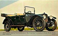 "Postcard-like Card 1914 Lozier  - used by Fred MacMurray in ""My Three Sons"""