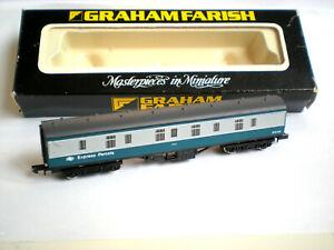 Graham Farish N Gauge BR Mk1 Full Brake Express Parcels Van No E81125