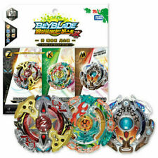 [Takara Tomy] Beyblade Burst B-90 3on3 Battle Booster Set 4M.PI H.R Q.Q Original