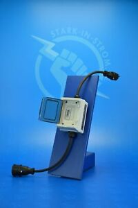 Zwischenzähler Adapter 230V - Schuko mit Rollenzählwerk