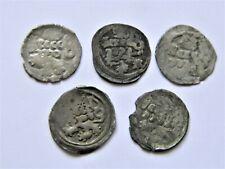 Lot 5 St.Silbermünzen Böhmen 14.Jh.?,unbestimmt