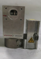 PFEIFFER TMH 071-010-005 P TURBO VACUUM PUMP with TC100 Controller ,AS IS