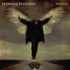 Breaking Benjamin - Phobia [New CD] Clean