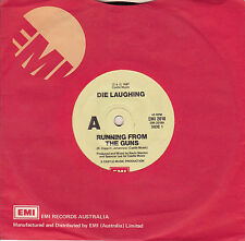 DIE LAUGHING Running From The Guns 45