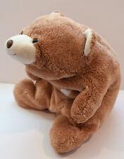 "Vintage GUND Large Light Brown & White Snuffles 4030270 Bear 20"""
