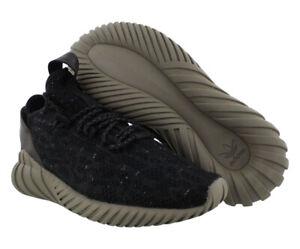 Adidas Tubular Doom Sock Mens Shoes Size 11, Color: Black/Olive