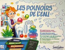 """Jeu """"LES POUVOIRS DE L'EAU"""" (SentoSphère) - Etat neuf!"""