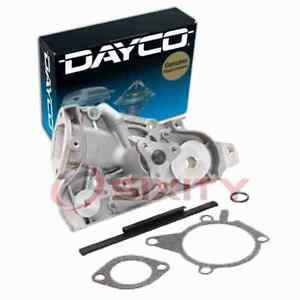 Dayco Engine Water Pump for 1995-2001 Mazda Protege 1.5L 1.6L 1.8L L4 df