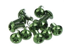 MOWA Cyclocross Mountain MTB Bicycle Bike Disk Brake Rotor Bolts Screws Green