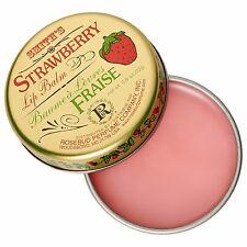 Rosebud Perfume Co. Strawberry Lip Balm | Fresh New, Sealed | Free Shipping