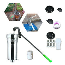 Stainless Steel Domestic Manual Water Pump Pitcher Water Pump Suction Pump Usa