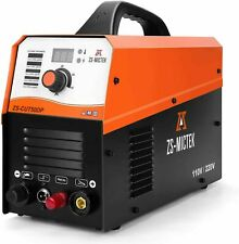 Plasma Cutter 50a Pilot Arc Cut50dp Nontouch Inverter Dual Voltage 35 Clean Cut