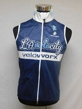 Hincapie Sleeveless Cycling Jersey Blue M