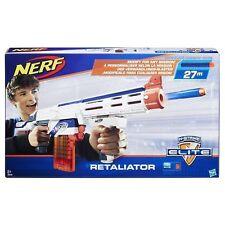 Nerf N-strike Elite Retaliator Pistola Blaster Nerf Con Balas Dardos Elite Nuevo