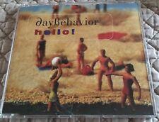 Day Behavior: Hello! Maxi-Single Import CD (1996 North Of No South)