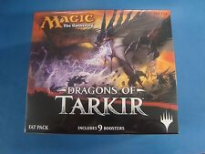 Dragons of Tarkir  FAT PACK New MTG Free Shipping Canada