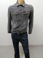Giubbino LEE Uomo Taglia Size M Jacket Man Veste Homme Giacca Cotone P 7431