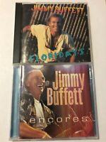 JIMMY BUFFETT Floridays CD 1986 MCA MADE IN JAPAN RARE +BONUS Encores 2 CD SET
