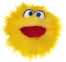 Living Puppets Handpuppe Quatschköppe Quasselkasper gelb ca. 20cm groß